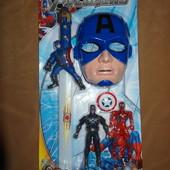 Набор Капитан Америка!