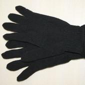 перчатки мужкие двойные