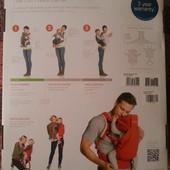 Рюкзак-переноска для деток Stokke