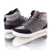 Мужские утепленные кроссовки 11010-11 две расцветки