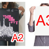 Печать плакатов А0,А1,А2,А3,А4