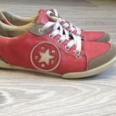 Flash Женские удобные кроссовки р.38,5 розовый