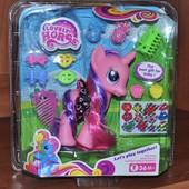 Сказочные пони единороги My little Pony аналог. Сначала нажмите