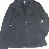 Пиджак трикотажный на баечке ТСм-Такко (германия), размер Л наш 50