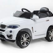 Детский электромобиль ВМВ T-788 white***