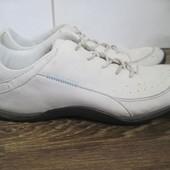 Кожаные туфли - мокасины Ecco р.39 Оригинал!