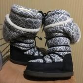 Луноходи moon boots 35-37