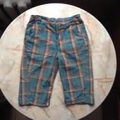 Стильные шорты на мальчика фирмы Next на возраст 8 лет