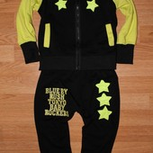 моднячий спортивный костюм мальчику