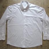 Белая рубашка 50-52