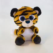 Тигрик, тигр, великий вибір іграшок тм левеня мягкие игрушки