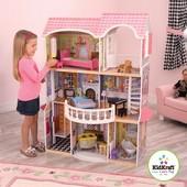Винтажный кукольный домик KidKraft Magnolia