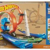 Track builder system power booster kit трек хот вилс усилитель мощности