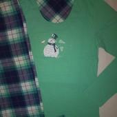 Трикотажные пижамы Vienetta Secret р. l, xl