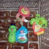 Лот 3 игрушки.Уп 15 грн