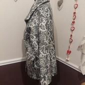 Очень стильное пальто балон бойфренд Promod