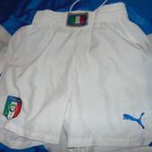 Спортивние оригинал труси шорти Puma Италия л- м .