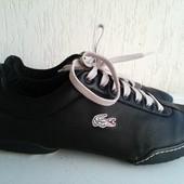 Кожаные кроссовки Lacoste 43р. Въетнам