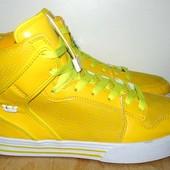 Supra фирменные деми кроссовки 26 см