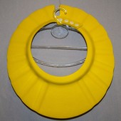 Ободок козырек для купания ребенка