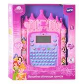 Детский Обучающий планшет Розовый Замок