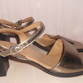 Новые туфли, босоножки Marks&Spencer р-р 5.5 (39), кожа, оригинал