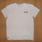 Футболка мужская Adidas (Y-3) р-р М, хлопок, оригинал