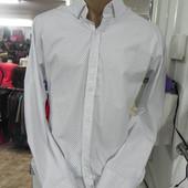 Классная праздничная рубашка L-XXL