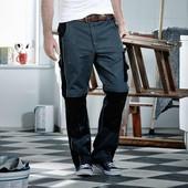 Немецкие брюки мужские 2 в 1 для работы Powerfix 54 размер