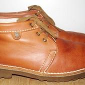 классные ботинки кожа 28 см
