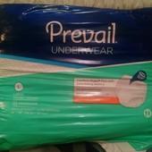 Памперсы трусы для взрослых Prevail Underwear (Usa),18шт, L, 112-147см