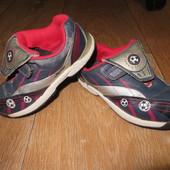 Clarcs кроссовки на мальчика 23-24р-р