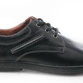 Туфли Мужские Кожаные (010)