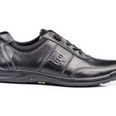 Туфли Мужские Кожаные (013)