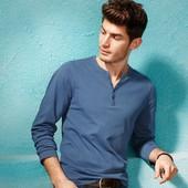 Фирменная рубашечка Man 100% хлопок р. XL 56-58 от тсм тchibo Германия