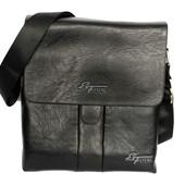 Современная мужская сумка через плечо (54169)
