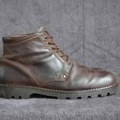 Мужские ботинки kampgen кожа, р 42