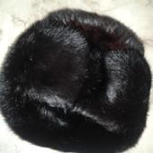 Шапка мужская зимняя натуральный мех