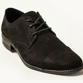 Туфли Мужские Кожаные (066)