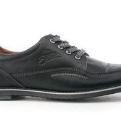 Туфли Мужские Кожаные (122ч)