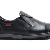 Туфли Мужские Кожаные (153с)