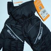 Campri новые лыжные перчатки ,р-р LB,на подростка,или небольшую руку