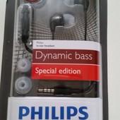 Акція Продам спортивні вакуумні навушники Philips