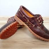 Timberland 3-Eye Classic Lug shoes, 43-43,5p, оригинал, кожа, состояние на 5