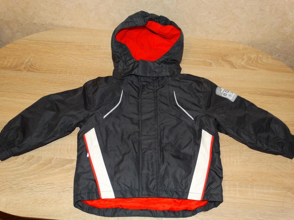 Р.86/92 зимние термо куртки германия , lupilu  фото №1