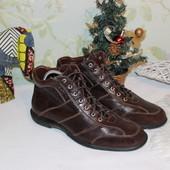41 27,5см Floris Качественные Кожаные туфли ботинки