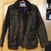 Вощеная водоотталкивающая фирменная куртка Joules. Boldly British S.