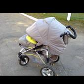 Прогулочная коляска Geoby c 780!!