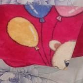 Детское теплое одеяло и постельное