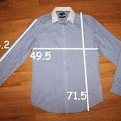 рубашка мужская р S-M (р 15)